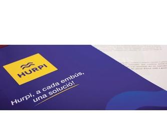 Hurpi transporte : ¿Qué ofrecemos? de HURPI