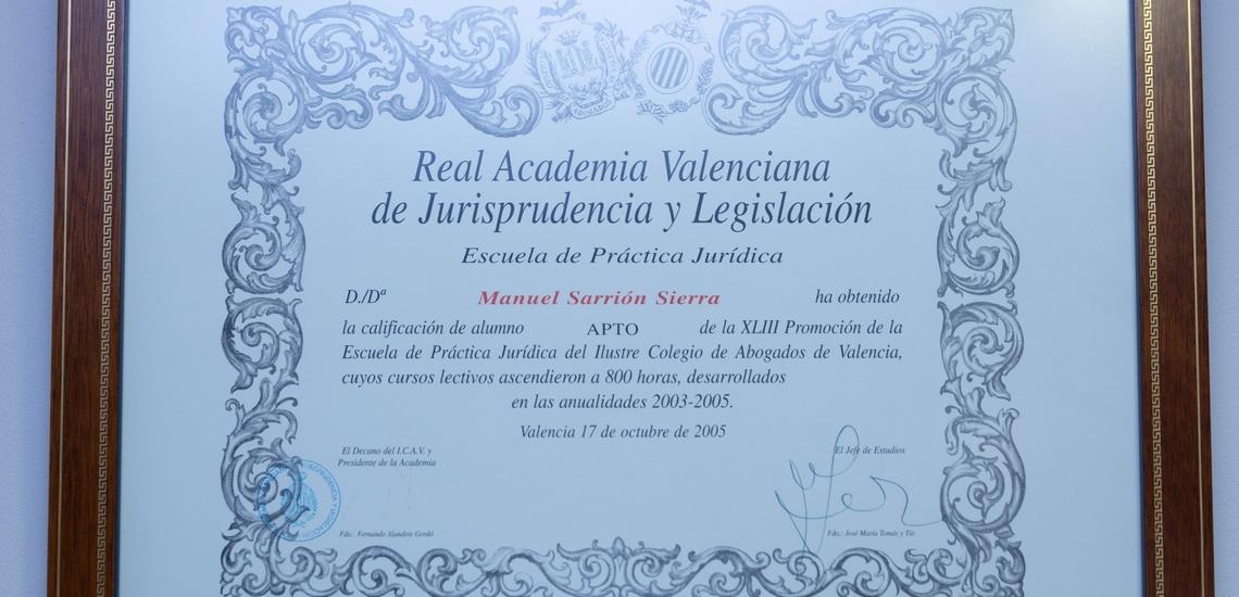Abogados expertos en servicios de compliance penal en Valencia