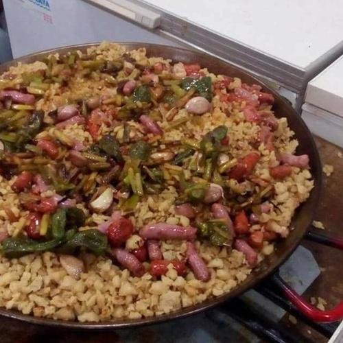 Comer migas Murcia