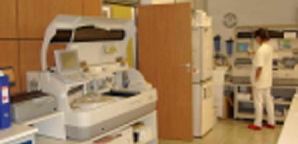 Laboratorio de Análisis Clínicos CB