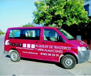 Galería de Mudanzas y guardamuebles en Paiporta | Citybox Valencia Self Storage