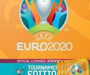 PANINI EURO 2020 TOURNAMENT EDITION