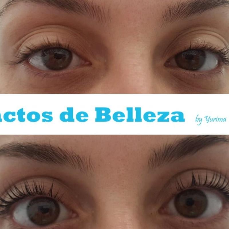 Estética de la mirada: Tratamientos de Pactos de Belleza