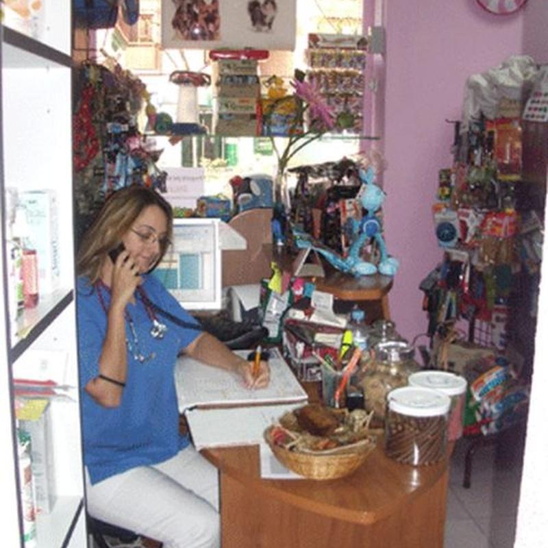 Urgencias 24 horas: Servicios de Clínica Veterinaria Pirámides