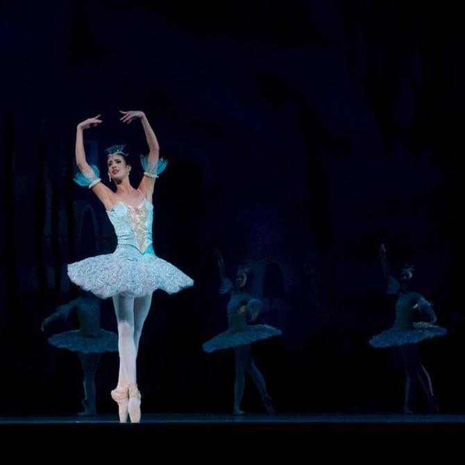 Cómo se colocan los brazos en el ballet clásico