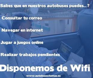 DISPONEMOS DE WIFI
