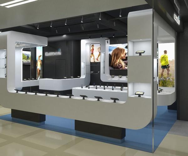 NGS Concept Design de local comercial