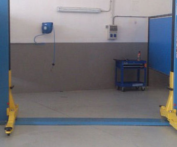 Alquiler de Boxes en Zamora | Box Motor Zamora