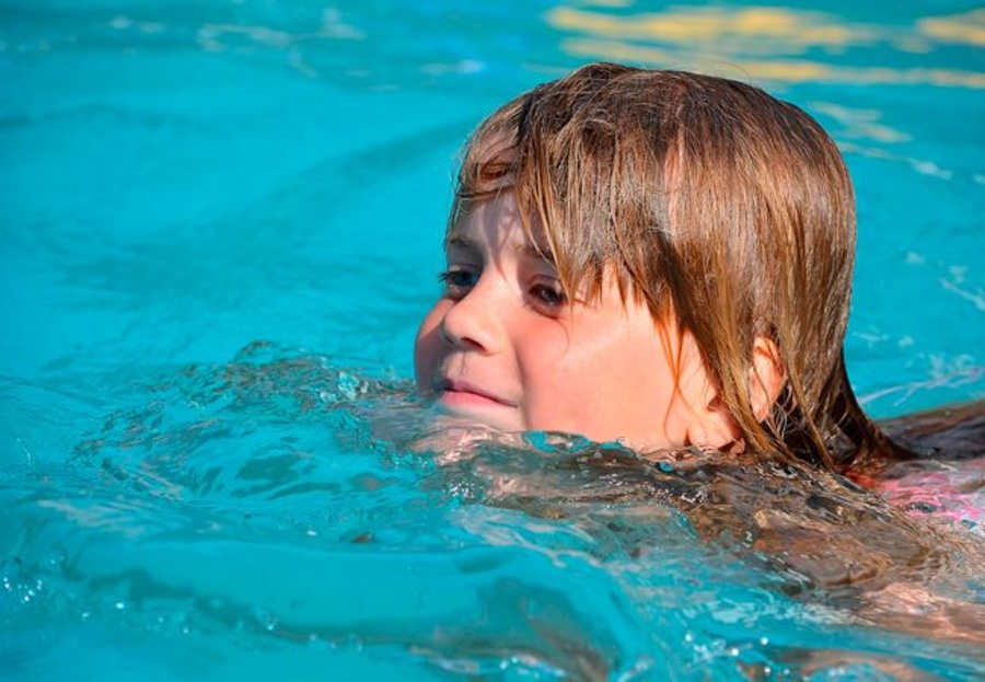 ¿Te animas a construir una piscina con palets?