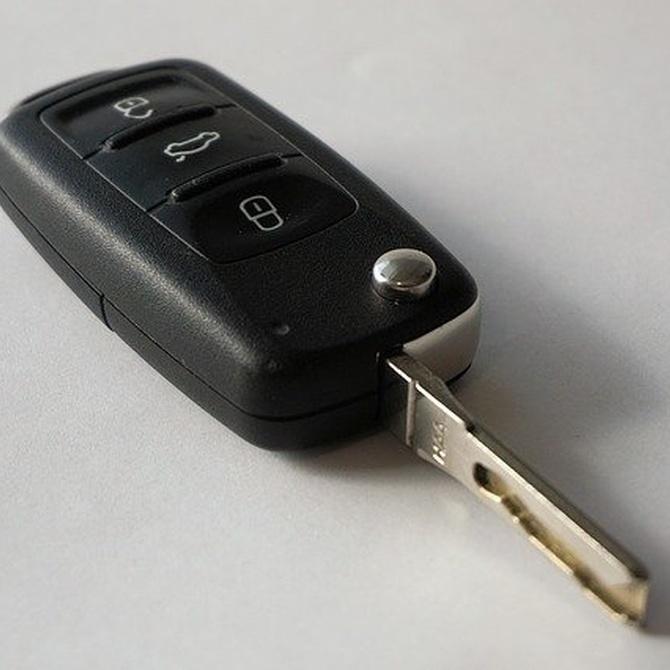 Si has perdido tus llaves o necesitas duplicar unas, búscanos