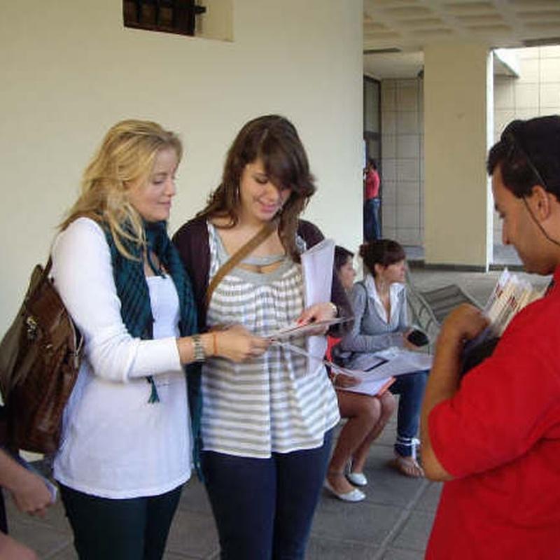 Reparto en mano: Servicios que ofrecemos. de Logística Integral Canaria