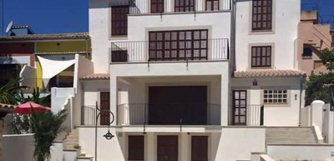 Pintura de fachadas e impermeabilización de terrazas en Mallorca