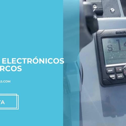 Electrónica barcos Tenerife | Navtec Radioelectronica Naval, S.L.