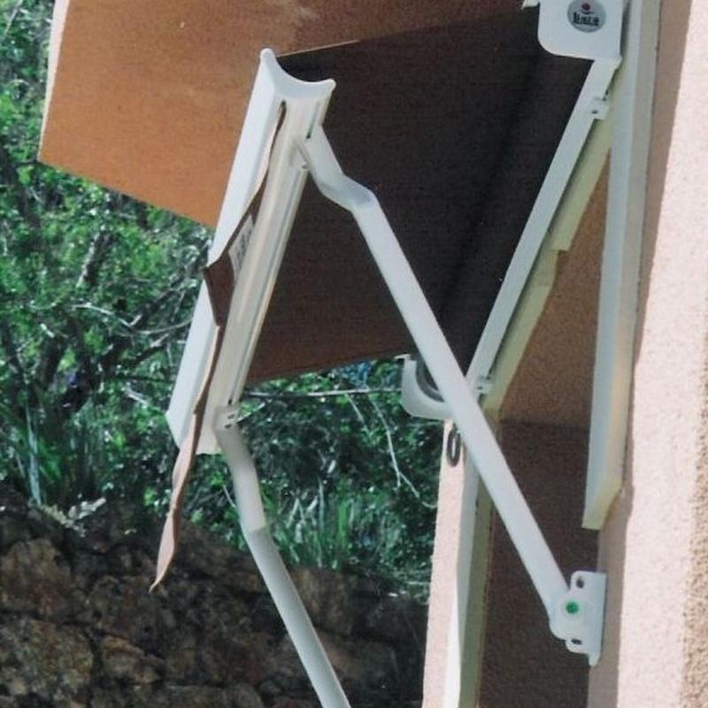 Microbox: Productos y servicios de Toldos Majadahonda