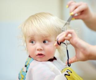 Corte de pelo niños