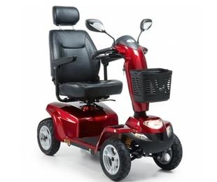 Scooter Grande de 4 ruedas Gran Canaria
