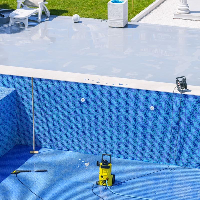 Reparaciones conducciones y cañerías piscinas: Servicios de Fontanorte