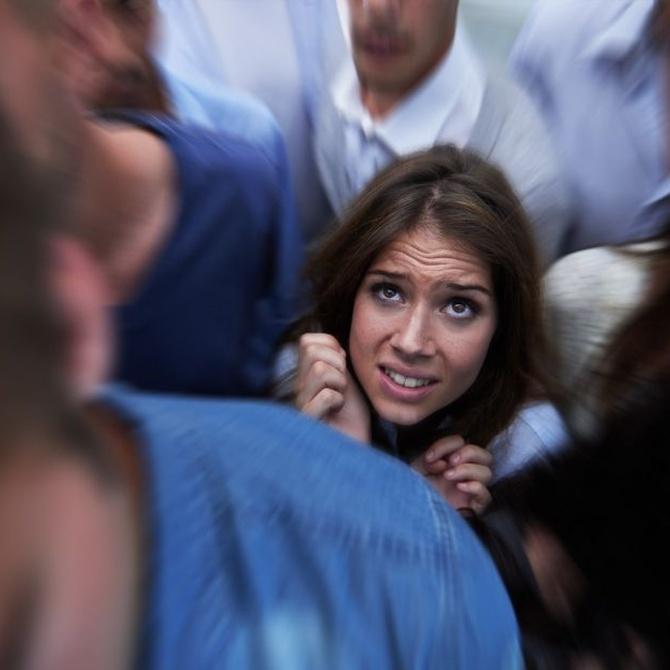 La esquizofrenia y su manifestación como fobia social