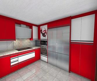 Cocinas: Catálogo de Carpintería Ferrándiz