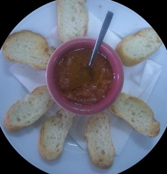 Varios: tapas mediterraneas de Restaurante Llevant