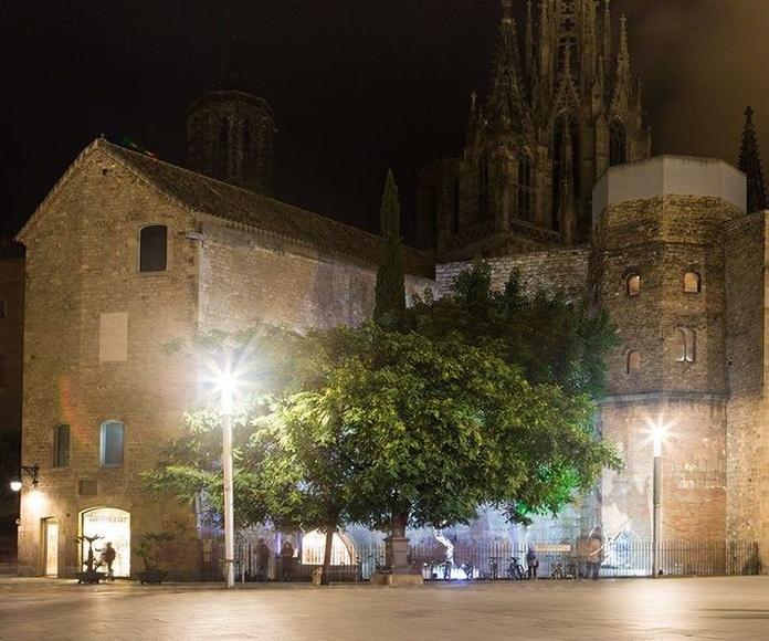 Villa del Arte en el gótico de Barcelona | Vista exterior