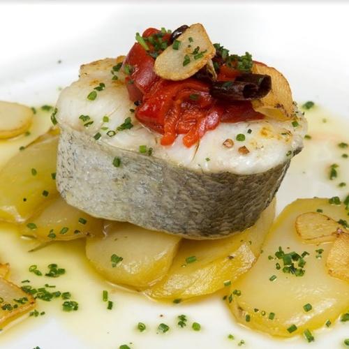 Comida tradicional gallega en A Coruña