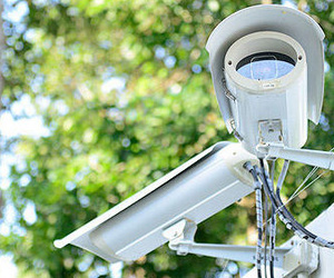 Instalación de sistemas de vigilancia