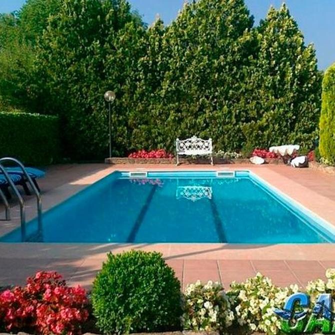 ¿Qué ventajas tienen las piscinas de hormigón?