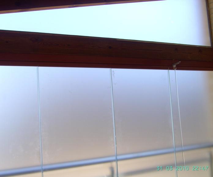 Cortinas de cristal : Catálogo de LMC Glass
