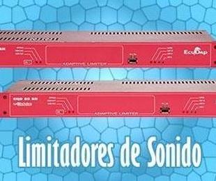 Limitadores de sonido