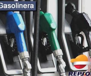 Servicio de gasolinera