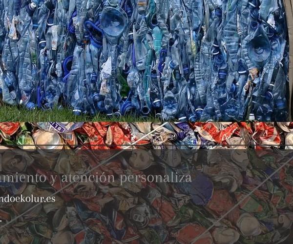 Recogida de residuos en Andoain | Urkiondo Edolur