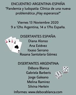 Encuentro Argentina-España