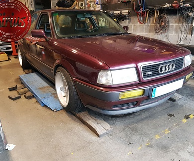 Audi 80 - Brock Wheels