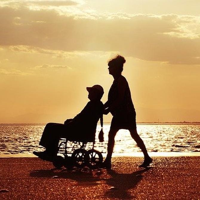 Vacaciones en silla de ruedas
