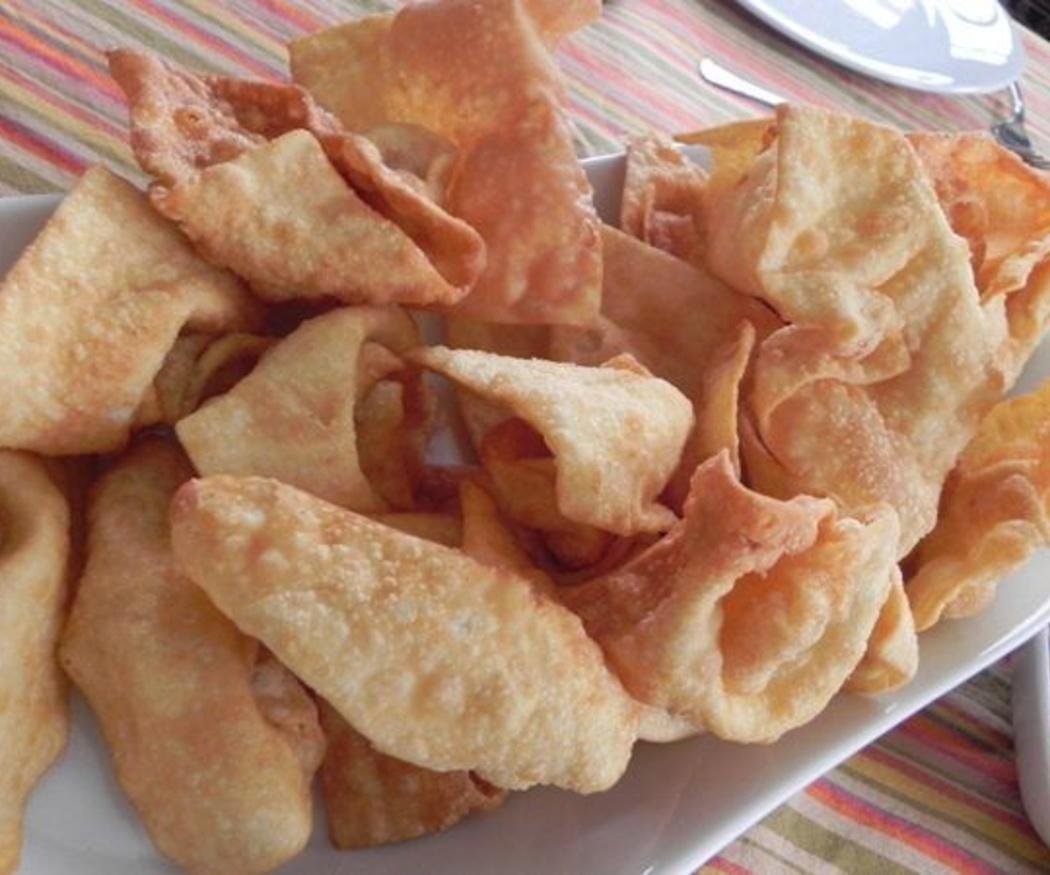 ¿Has probado el Wan Tan frito?