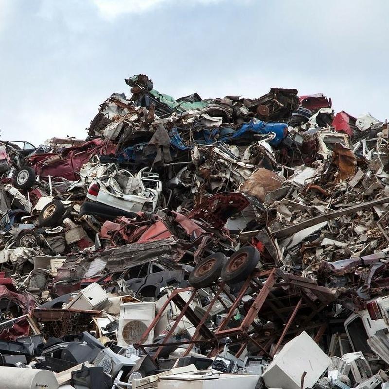 Reciclado de chatarra, cartón y plástico: Servicios de Atención al cliente