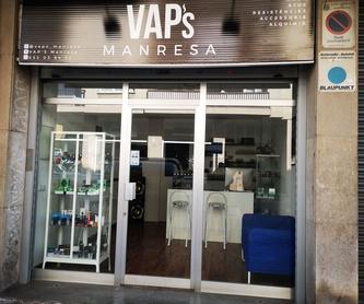 Cigarrillos electrónicos: Productos de Vaps Manresa