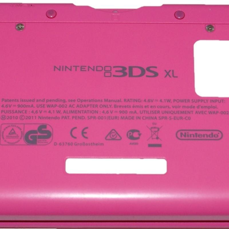 NINTENDO 3DS XL ROSA: Catalogo de Ocasiones La Moneta