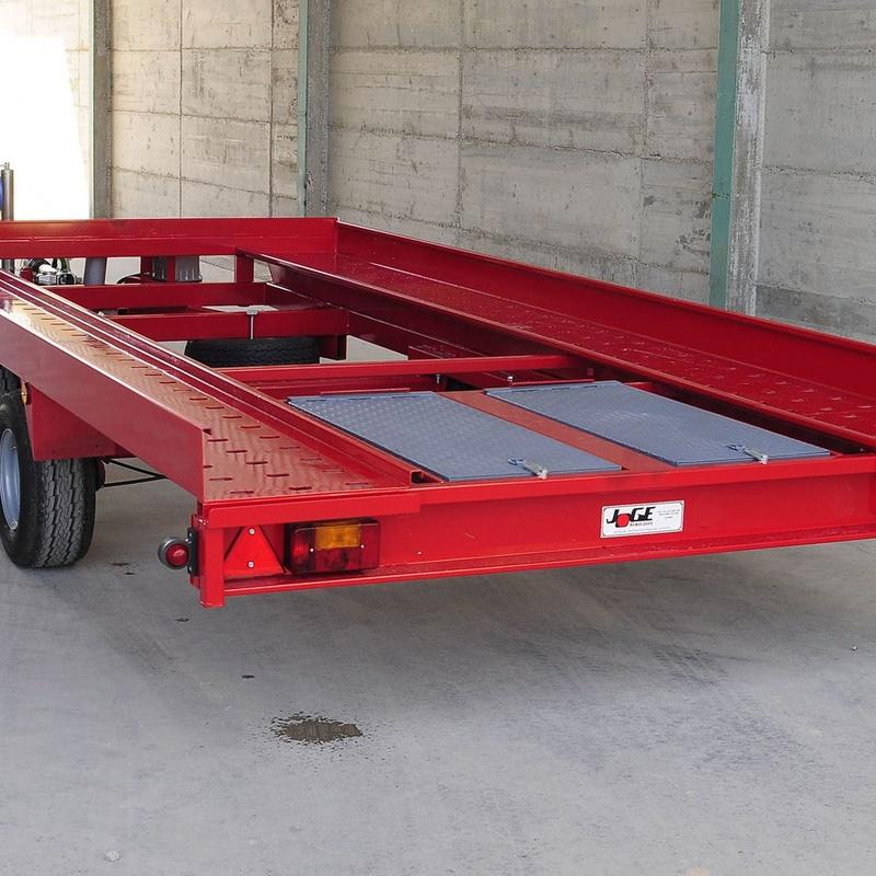 Plataforma porta-vehículos