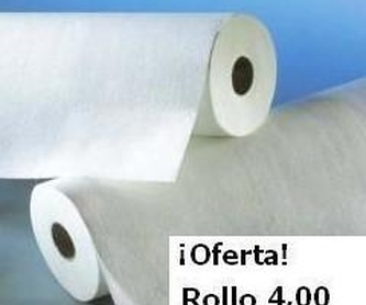 ROLLO  CAMILLA POLIPROPILENO: Productos de PLUS CLINIC