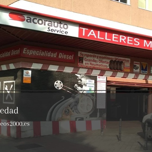 Taller mecánico en Leganés | Talleres Mateos 2000