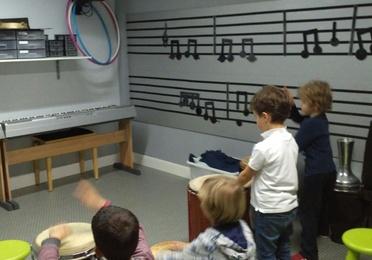 Iniciación musical (2-8 años)