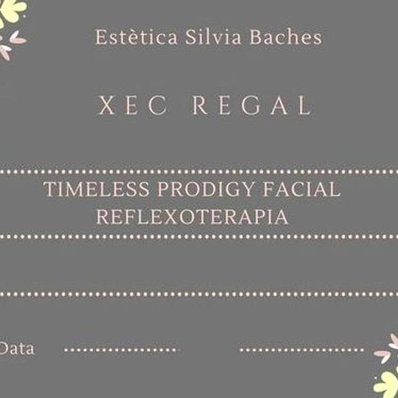 xec regal TIMELESS PRODIGY