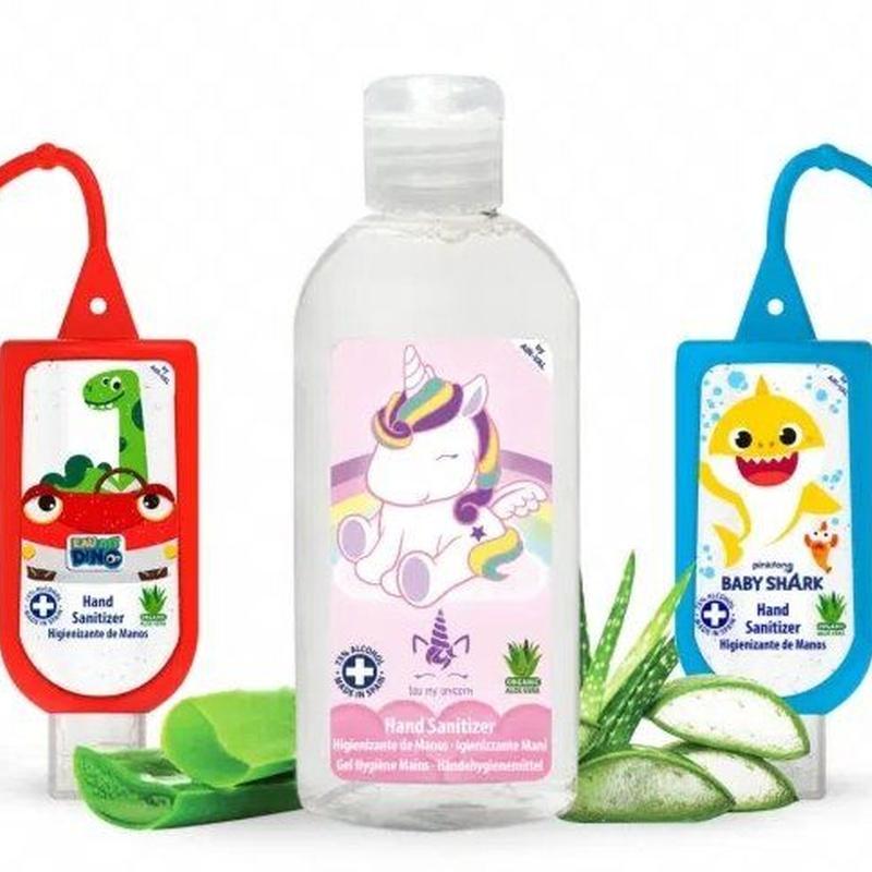 Gel hidroalcohólico infantil: Servicios de Farmacia Casariego