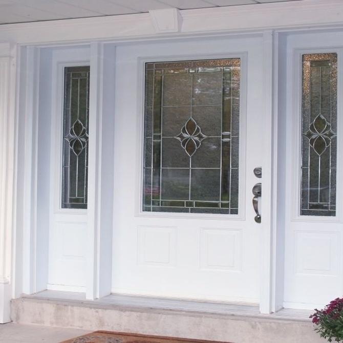 El aluminio puede ser una gran opción también para exteriores