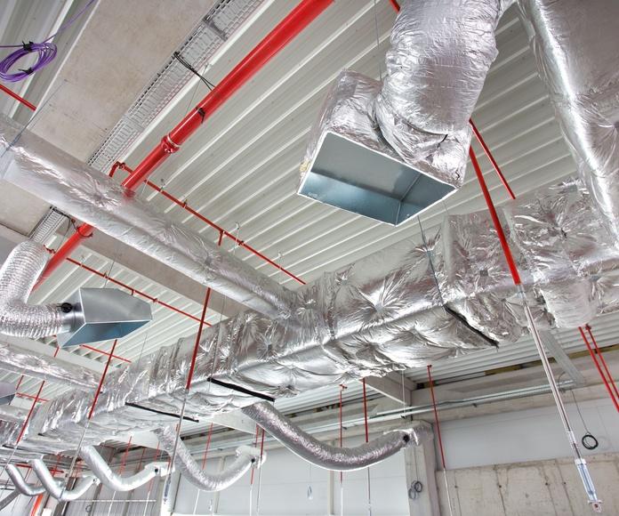Refrigeración industrial/comercial: Servicios de Cliser Servicios Integrales