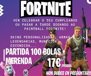 Paintball Fortnite