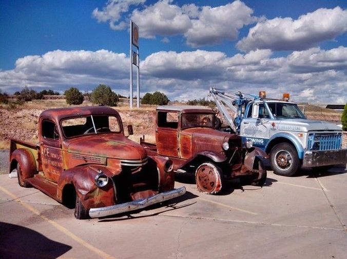 ¿A Dónde van los coches viejos?