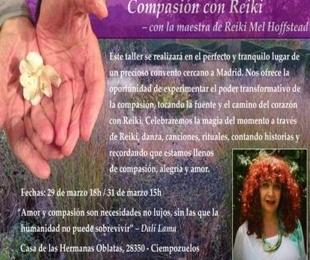 Encendiendo la Llama de la Compasión con Reiki.
